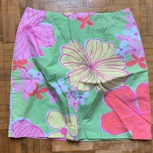 VINTAGE Lilly Pulitzer Skirt [new for 2020]